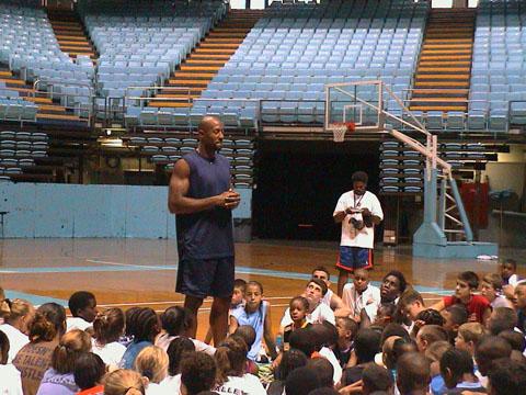 basketball training for kids