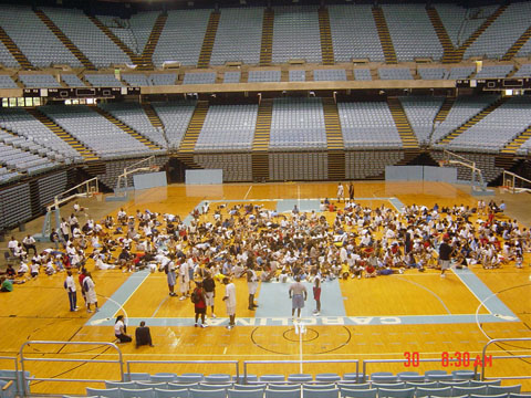 kids basketball summer camp lectures