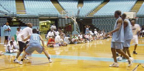 kids basketball camp drills