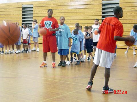 childrens basketball program drills