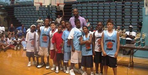 North Carolina Basketball Camp | Carolina Basketball Camp